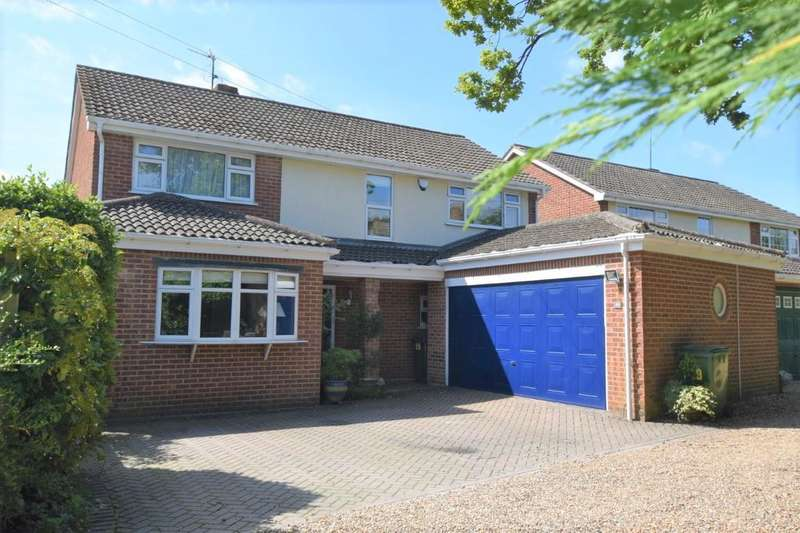 4 Bedrooms Detached House for sale in The Avenue, Mortimer, Berkshire, RG7
