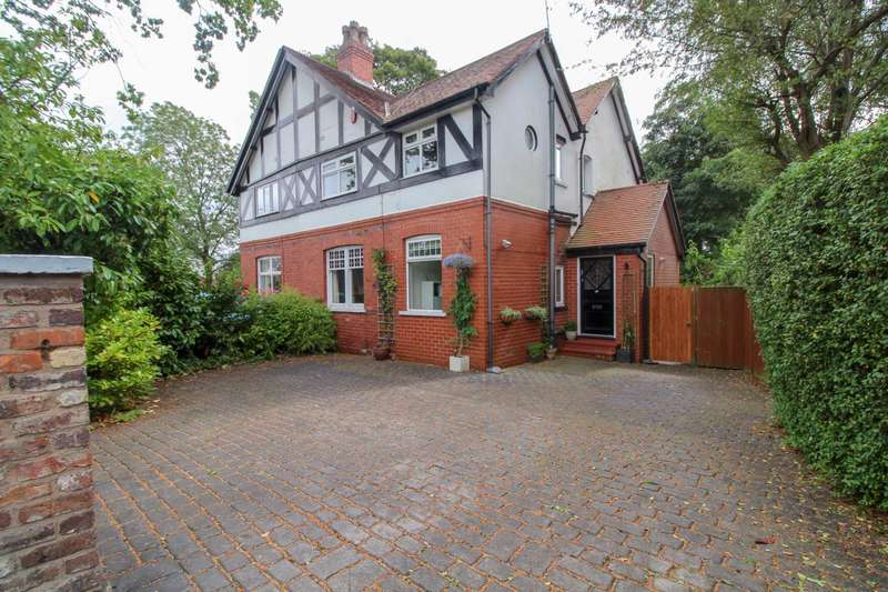 4 Bedrooms Semi Detached House for sale in ACRE LANE, Cheadle Hulme / Bramhall Borders