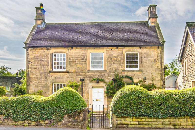 3 Bedrooms Detached House for sale in Bakewell Road, Rowsley, Matlock