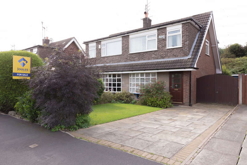 3 Bedrooms Semi Detached House for sale in Craig Road, Heaton Mersey