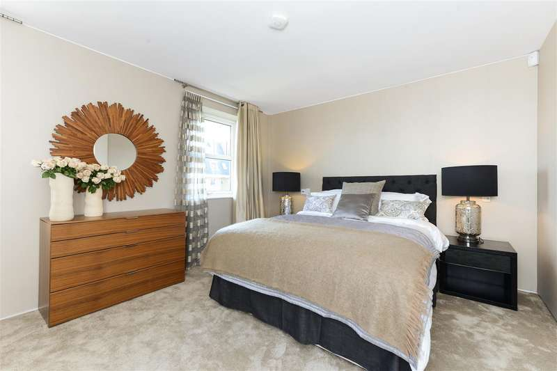 3 Bedrooms Apartment Flat for rent in Boydell Court, St Johns Wood, NW8
