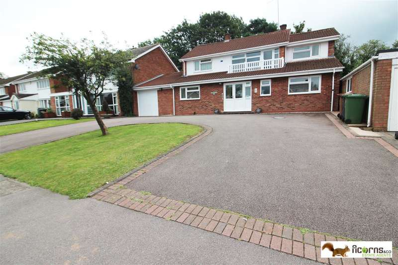 4 Bedrooms Detached House for sale in Raven Road, Walsall