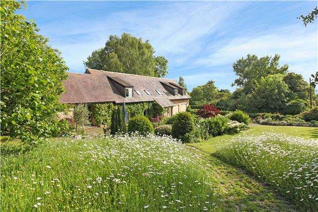 5 Bedrooms Detached House for sale in Willow Barn, Farm Lane, Westmancote, TEWKESBURY, Gloucestershire, GL20 7ES