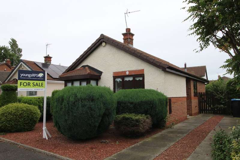 2 Bedrooms Detached Bungalow for sale in Rothbury Close, Trimdon Grange