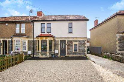 3 Bedrooms Semi Detached House for sale in Church Road, Soundwell, Bristol