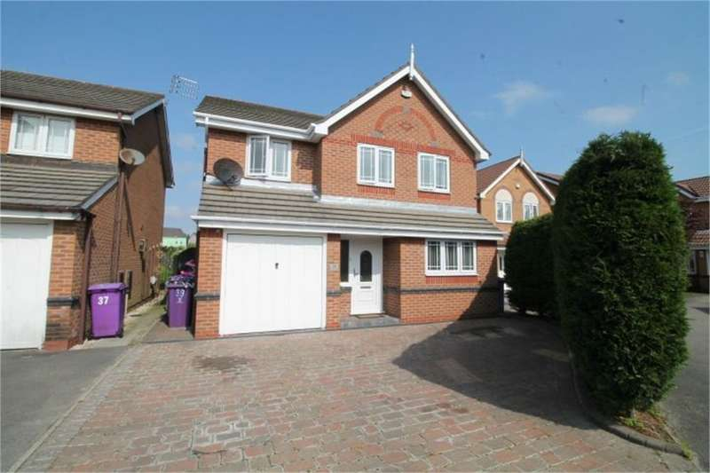 4 Bedrooms Detached House for sale in Whitewood Park, Fazakerley, LIVERPOOL, Merseyside