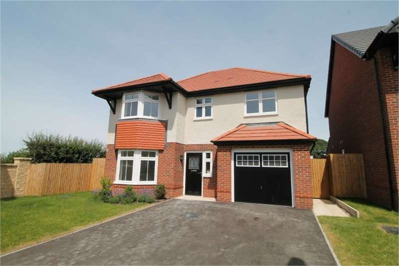 4 Bedrooms Detached House for sale in Stoneleigh Park, Holgate, Crosby, Merseyside, Merseyside
