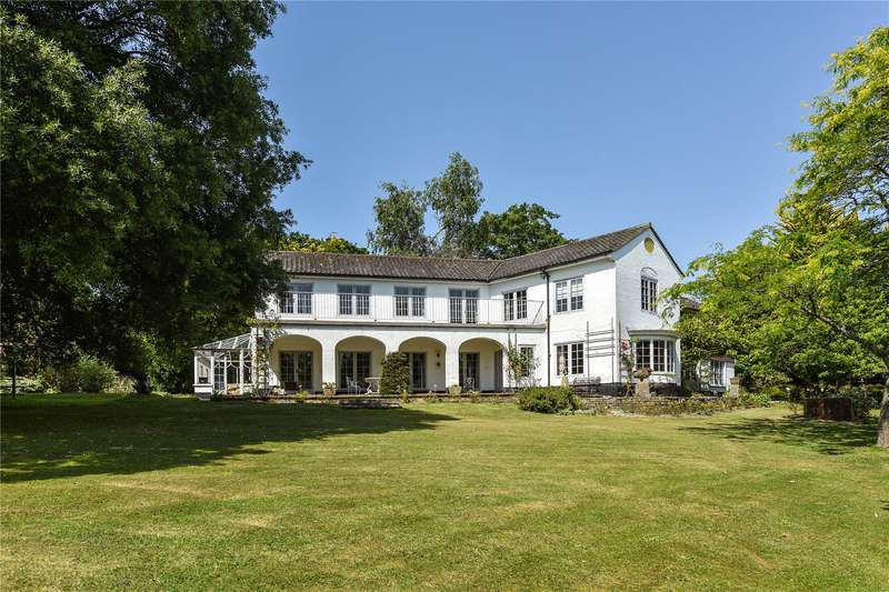 5 Bedrooms Detached House for sale in Exbury, Hampshire, SO45