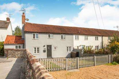 3 Bedrooms Semi Detached House for sale in Church Walk, Littlebury, Saffron Walden