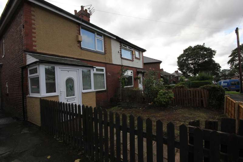 2 Bedrooms Semi Detached House for sale in Oakfold Avenue, Ashton Under Lyne