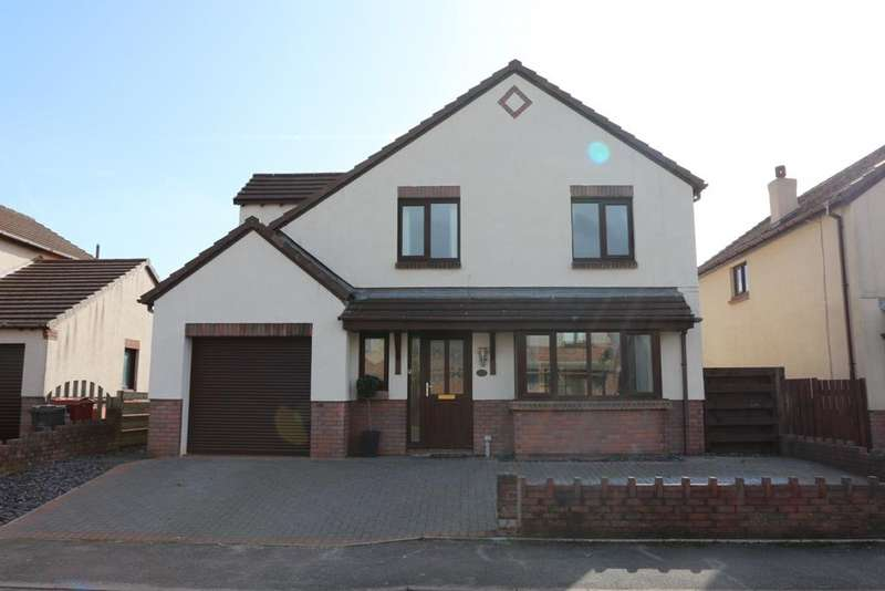 4 Bedrooms Detached House for sale in Parklands Drive, Askam-In-Furness