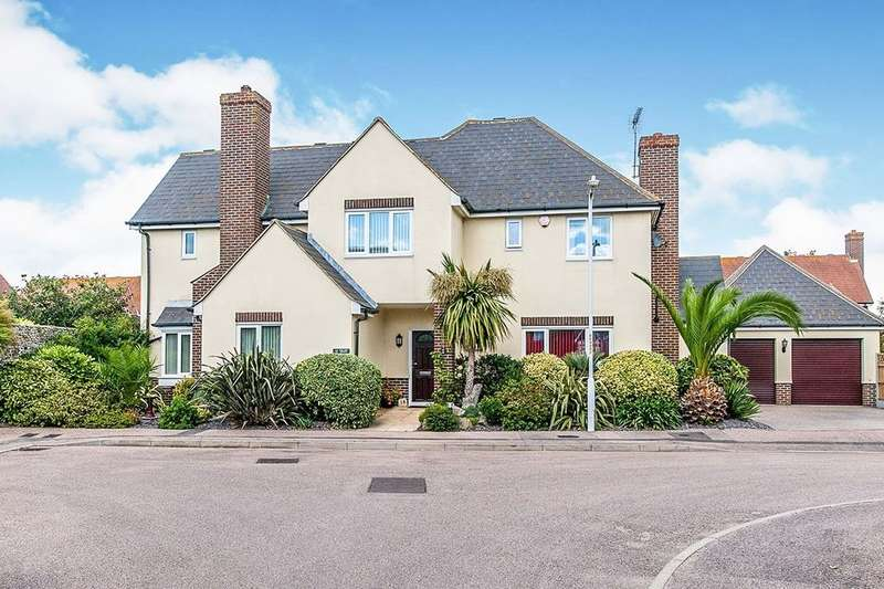 5 Bedrooms Detached House for sale in Foreland Heights, Broadstairs, CT10