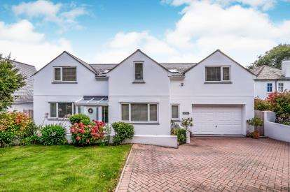 4 Bedrooms Detached House for sale in St. Ives, Cornwall