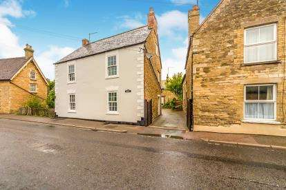 4 Bedrooms Link Detached House for sale in High Street, Turvey, Bedford, Bedfordshire