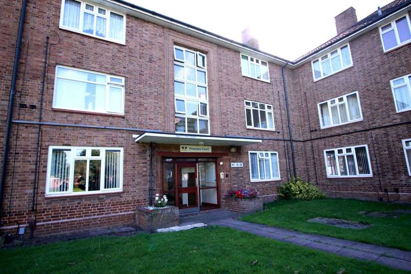 2 Bedrooms Retirement Property for sale in 33 Princess Court, Fallings Park Wolverhampton