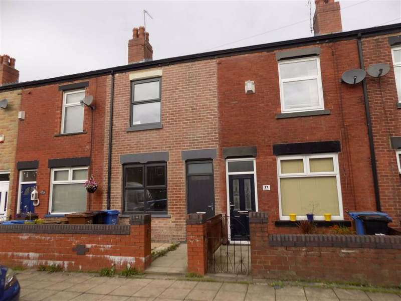 2 Bedrooms Terraced House for sale in Charlotte Street, Stockport