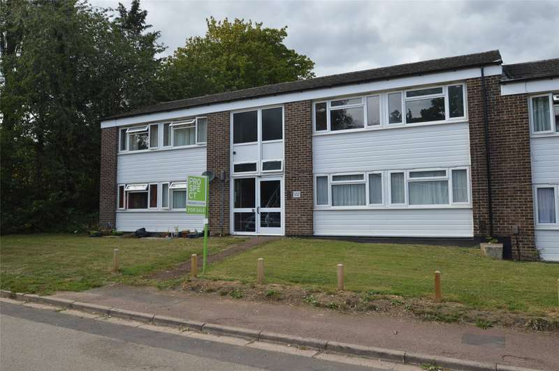 1 Bedroom Apartment Flat for sale in Greenfields, Maidenhead, Berkshire, SL6