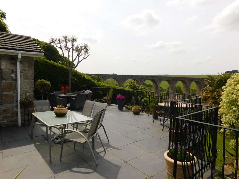 4 Bedrooms Property for sale in Ashleen Steamers Hill Angarrack Hayle TR27 5JB