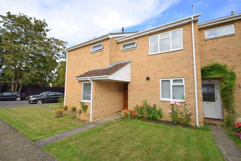 3 Bedrooms Terraced House for sale in The Wheatbutts, Eton Wick, SL4