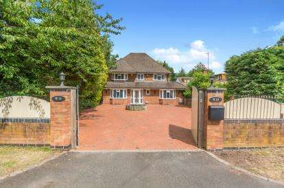 4 Bedrooms Detached House for sale in The Grove, Hampton-In-Arden, Solihull, West Midlands