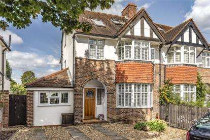 5 Bedrooms Semi Detached House for sale in Babbacombe Road, Bromley
