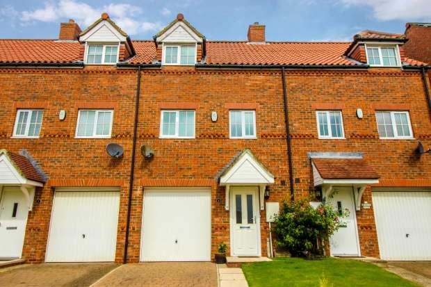 3 Bedrooms Terraced House for sale in Burdon Walk, Castle Eden, Durham, TS27 4FD