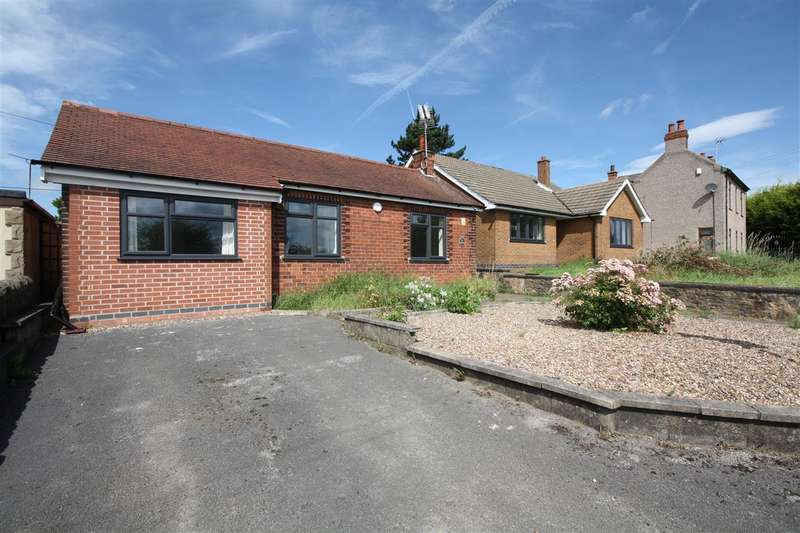 4 Bedrooms Bungalow for sale in The Bungalow, Chesterfield Road, Alfreton