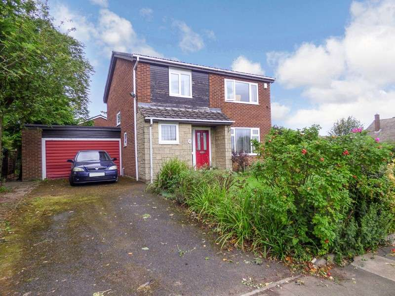 4 Bedrooms Property for sale in Burnthouse Lane, Whickham, Newcastle upon Tyne, Tyne and Wear, NE16 5AW