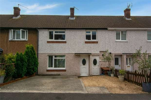3 Bedrooms Terraced House for sale in Brunel Road, Bulwark, Chepstow, Monmouthshire
