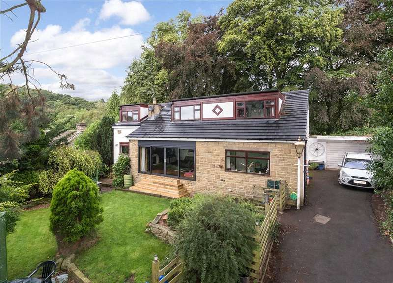 4 Bedrooms Detached House for sale in Thornfield, Bailey Hills Road, Bingley, West Yorkshire