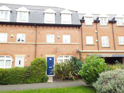 5 Bedrooms Terraced House for sale in Upton Rocks Avenue, Widnes, Cheshire, WA8