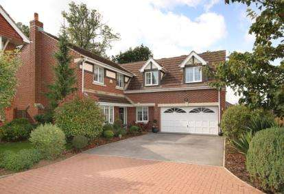 5 Bedrooms Detached House for sale in Pickard Crescent, Sheffield, South Yorkshire