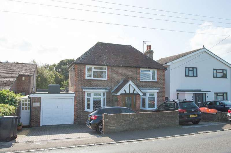 3 Bedrooms Detached House for sale in Hailsham Road, Stone Cross, Pevensey