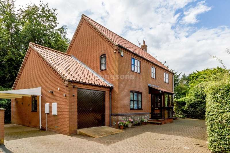 4 Bedrooms Detached House for sale in North Pickenham Road, Swaffham