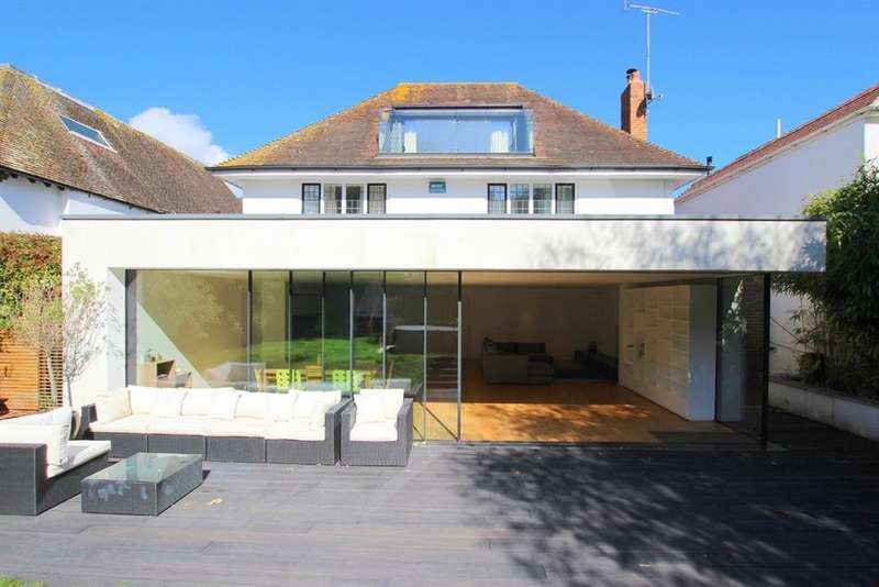 5 Bedrooms Detached House for rent in Boscombe Cliff Road, BOURNEMOUTH