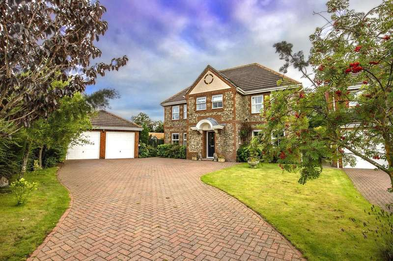 5 Bedrooms House for sale in Eglingham Close, Morpeth