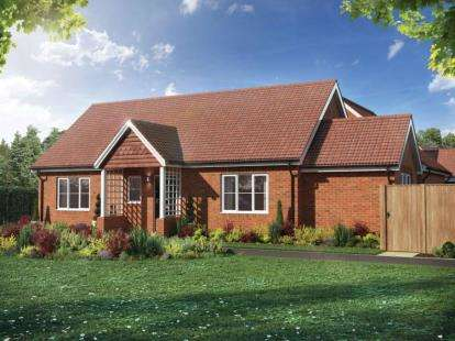 2 Bedrooms Detached House for sale in The Ridings, Upper Caldecote