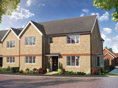 4 Bedrooms House for sale in The Ridings, Upper Caldecote