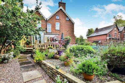 4 Bedrooms Semi Detached House for sale in Whalley Hayes, Macclesfield, Cheshire