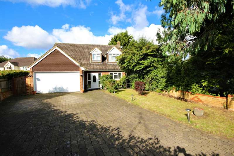 5 Bedrooms Detached House for sale in Brownlow Drive, Bracknell