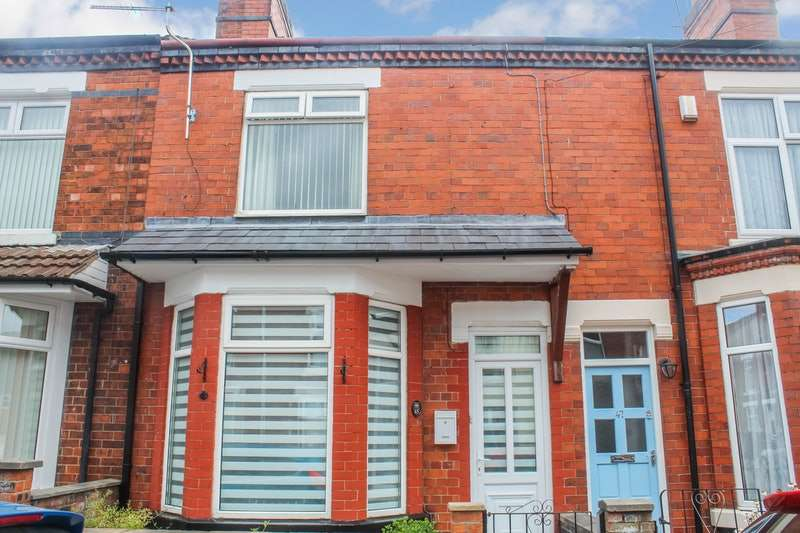 2 Bedrooms Terraced House for sale in Richard Street, Crewe, Cheshire, CW1
