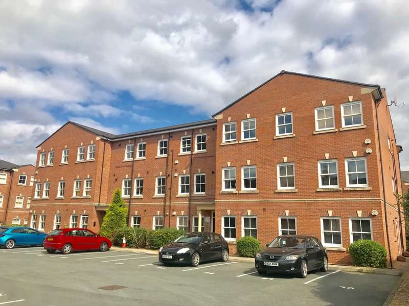 2 Bedrooms Apartment Flat for sale in Hatters Court, Stockport, SK1