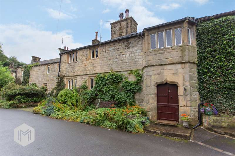 3 Bedrooms Semi Detached House for sale in Wycoller Road, Trawden, Colne, Lancashire, BB8