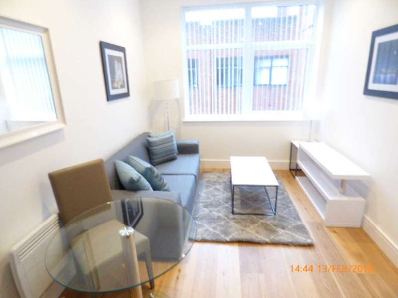 1 Bedroom Apartment Flat for rent in The Landmark, Luton