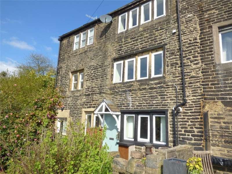Terraced House for sale in 16 Sandy Lane, Dobcross, Saddleworth, Lancashire