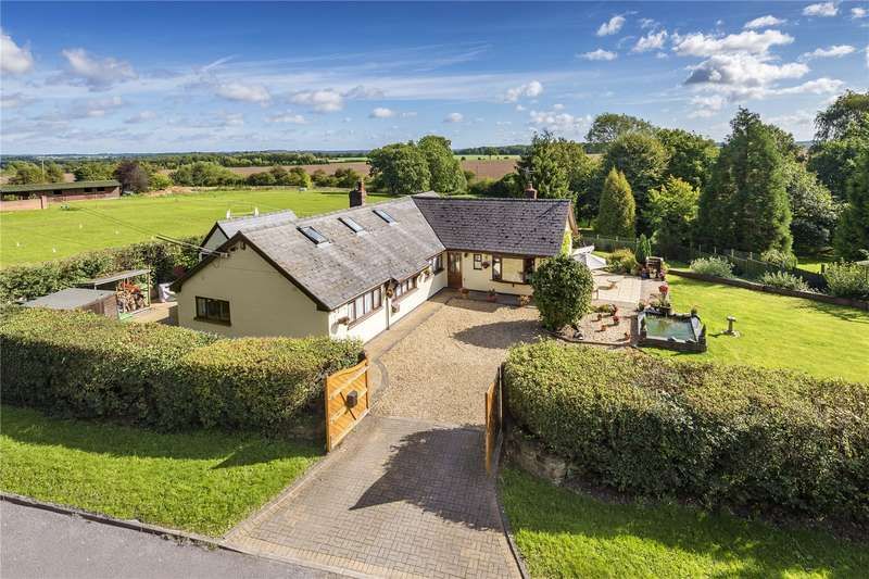 5 Bedrooms Detached Bungalow for sale in The Dingle, Pave Lane, Newport, TF10