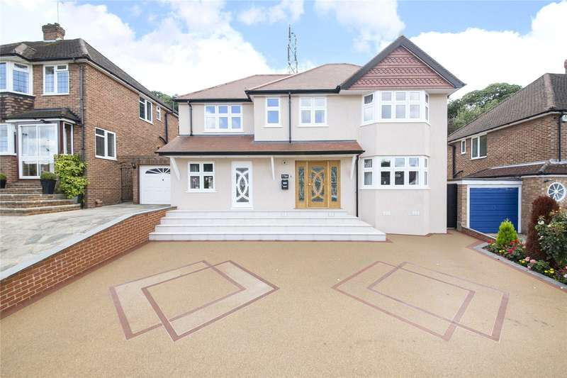 3 Bedrooms Detached House for sale in Croham Valley Road, South Croydon