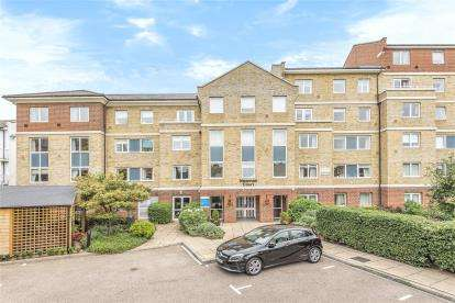2 Bedrooms Retirement Property for sale in Newman Court, North Street, Bromley