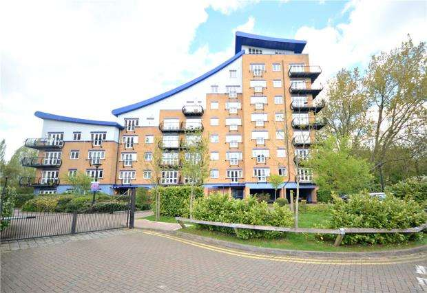 2 Bedrooms Apartment Flat for sale in Luscinia View, Napier Road, Reading