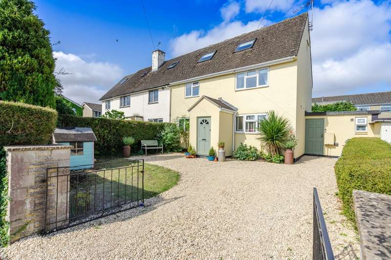 4 Bedrooms Semi Detached House for sale in St. Arilds Road, Didmarton